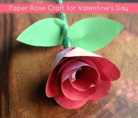 Valentines Day Paper Crafts - 35 crafts valentines day craft ideas free