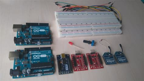 arduino xbee tutorial series 2 how to use xbee modules as transmitter receiver
