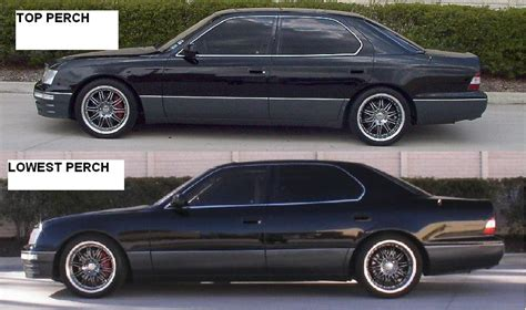 Lowering A Ls400 Club Lexus Forums