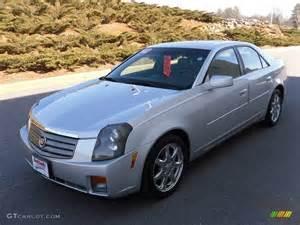 2003 Silver Cadillac Cts 2003 Sterling Silver Cadillac Cts Sedan 25352858