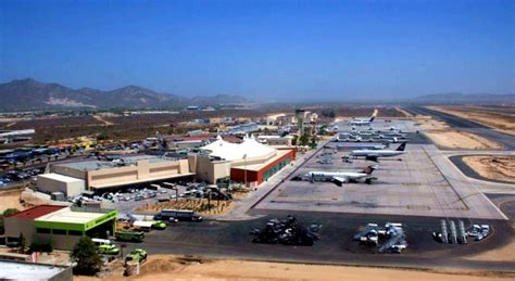 United Airlines Baggage International by Los Cabos International Airport Sjd