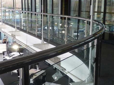 Commercial Balustrade Stainless Steel For The Steel And Glass Balustrades Market