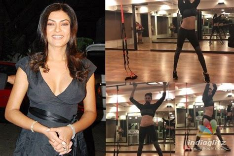 sushmita sen belly dance sushmita sen s belly dance stuns fans telugu movie news