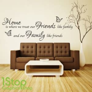 lovely dog friend wall sticker living room bedroom pet home friends family wall sticker quote bedroom lounge