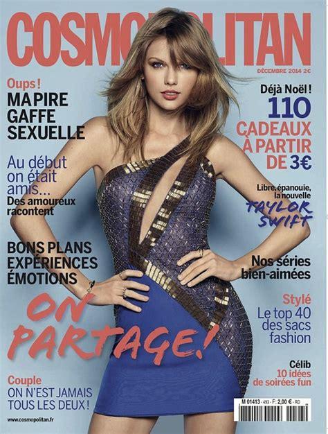 cosmopolitan magazine taylor swift cosmopolitan magazine covers december 2014