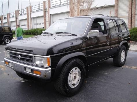 all car manuals free 1995 nissan pathfinder electronic valve timing the 1995 nissan pathfinder the last real suv