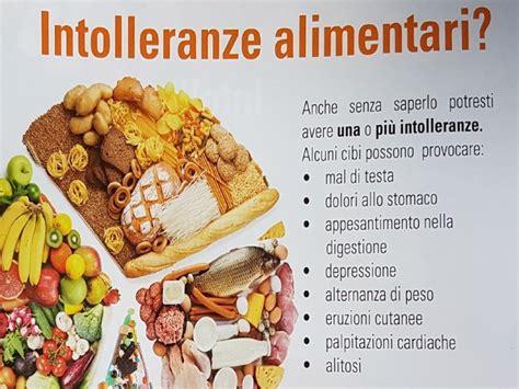 test intolleranze alimentari test intolleranze alimentari