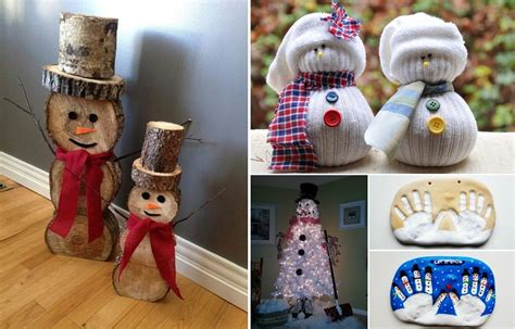 making christmas decorations at home 50 of the best diy homemade christmas decorations total