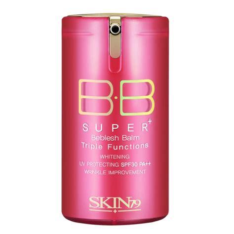 Skin79 Plus Function Bb skin79 plus beblesh balm functions spf30 pa pink 40g