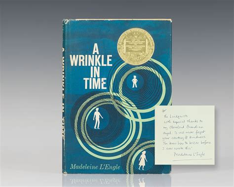 a wrinkle in time tie in edition a wrinkle in time quintet books wrinkle in time madeleine l engle edition signed