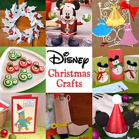 1000 ideas about disney christmas crafts on pinterest
