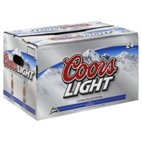 coors light 24 pack price the grocery