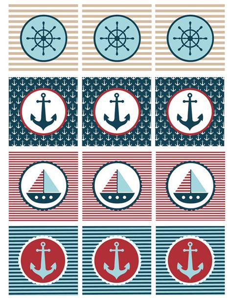 Baby Nautical Baby Shower by Nautical Baby Shower Printables S Suitcase Packed With Creativity Navy Baby