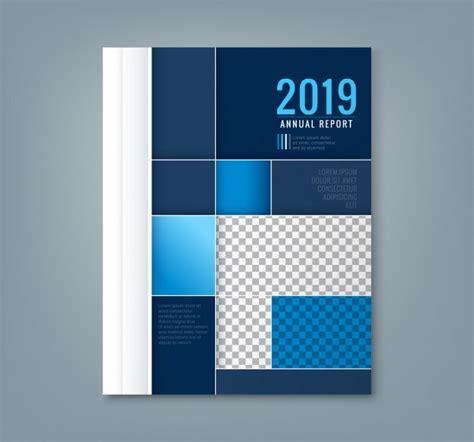 Design Modern by Abstrakte Blaue Geometrische Quadratische Form Design