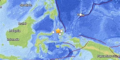 earthquake jakarta post strong earthquake strikes near indonesia huffpost