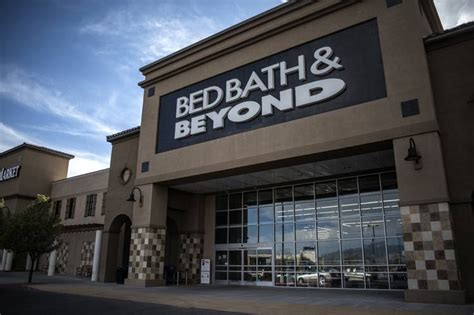 bed bath and beyond abq at bed bath beyond headwinds from wages cfo journal