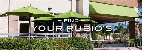 Rubio S Gift Card - rubio s pacific beach ca coastal grill mexican food
