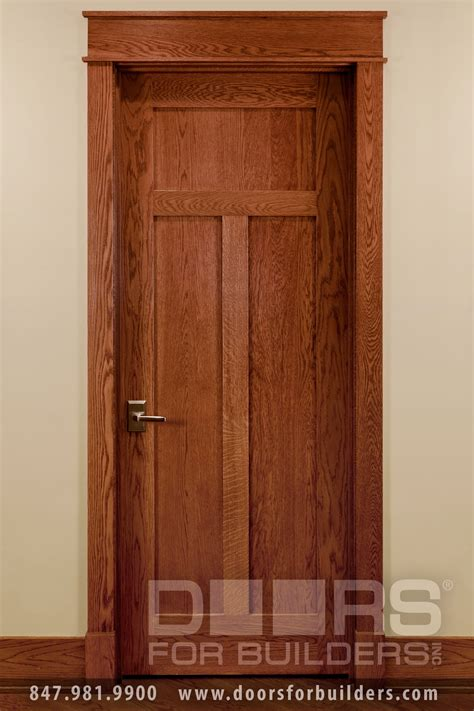 Doors Wood Interior Craftsman Style Custom Interior Wood Doors Custom Wood