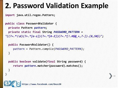 java pattern regex special characters java regular expression part ii