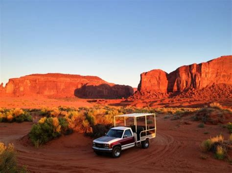 Monument Valley Jeep Tours 7 Day National Parks Tour Zion Bryce Monument