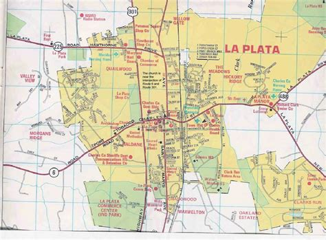 la plata argentina map maps of la plata