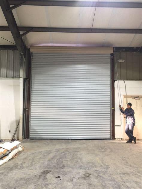 Roll Doors Light Weight Truck Door Composite Roll Up Roll Up Commercial Garage Doors
