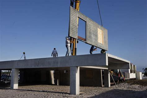 precast concrete home plans foreverhome precast concrete beams and floor planks photo