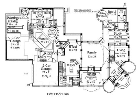 Luxury Home Floor Plans Australia Modern House