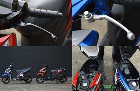 Oli Vario Techno Yamaha Xeon Rc Dan Honda Vario 125 Pgm Fi Beradu Fitur