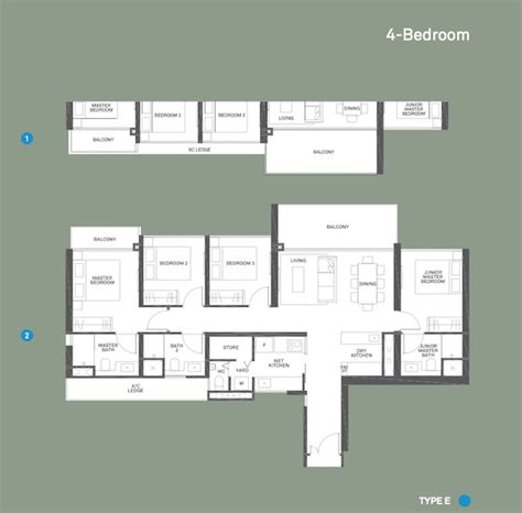 canopy floor plan clement canopy floor plan showflat hotline 61001778