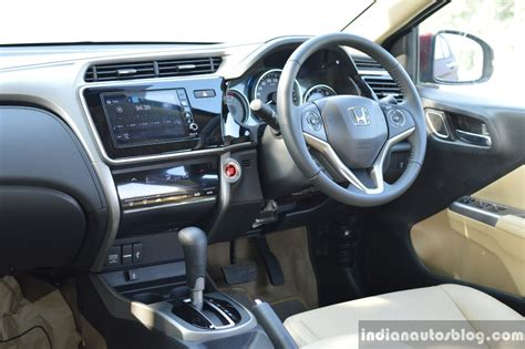 Malaysia Home Interior Design by 2017 Honda City Zx Facelift Interior First Drive Review