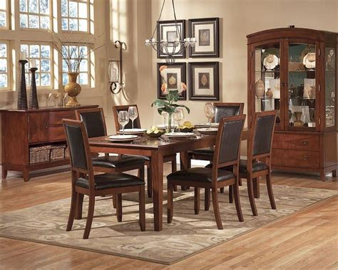 homelegance dining room set avalon el1205 72set