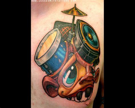 tattoo paper spotlight tattoo spotlight the ingenious art of jesse smith jinxi