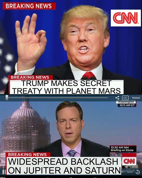 Meme News - cnn is now a tabloid like weekly world news imgflip