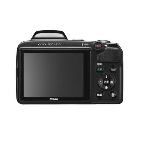 Kamera Canon Coolpix L320 jual harga nikon coolpix l320 16 1mp digital with 26x optical zoom klikglodok