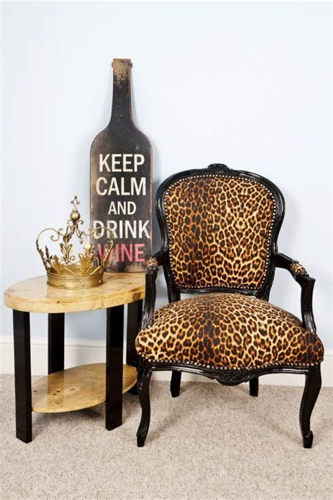 animal print chairs uk best 25 leopard chair ideas on leopard print