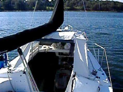 mac boat anchor video 1991 macgregor 26s sailboat walking tour of my boat jj