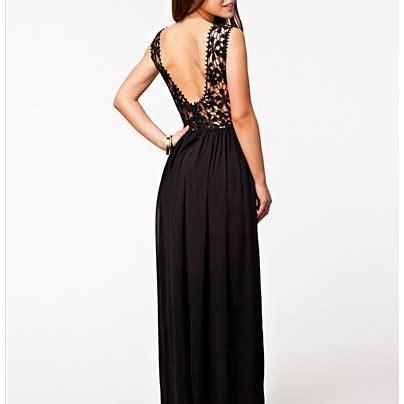 swing jumpsuit aus chiffon openwork lace chiffon jumpsuit dress big swing dress on luulla