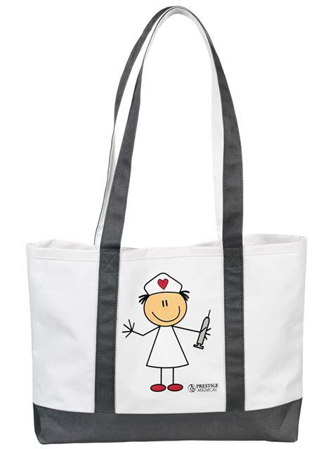 large canvas tote bag in stick design ebay