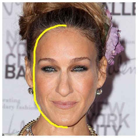 celebrities with long face shape celebrity face shapes oval www pixshark com images