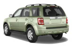 2012 Ford Escape Hybrid 2012 Ford Escape Reviews And Rating Motor Trend