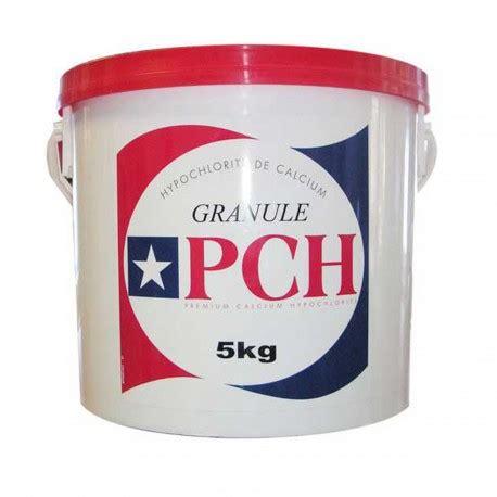 Pch Virus - pch granul 233 s d hypochlorite calcium pour chlore choc sans stabilisant