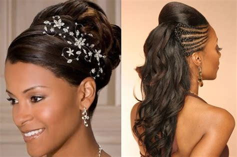 Wedding Hairstyles For Black Hair 2016 by Bnghair February 2016