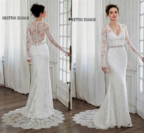 Vintage Ivory Wedding Dresses by Ivory Vintage Lace Wedding Dress Www Pixshark