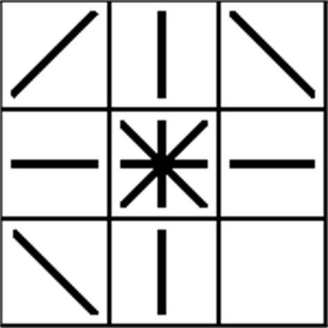 imagenes abstractas test series de figuras o razonamiento abstracto son series de