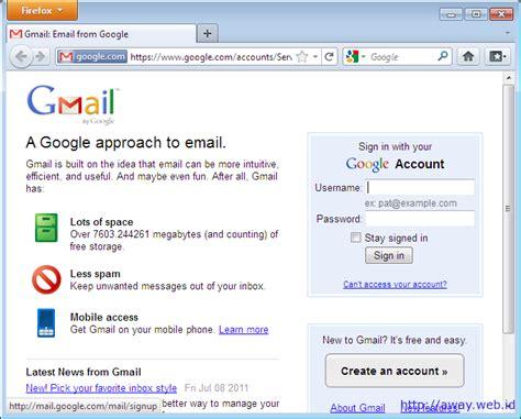 cara membuat yahoo co jp cara membuat akun yahoo atau email gmail cara buat