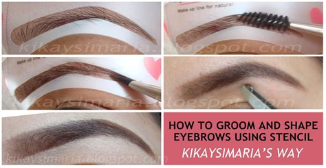 7 Things To Do With Your Eyebrows by Kikaysimaria June 2014