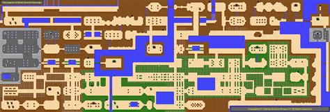legend of zelda map size all sizes overworld map of the legend of zelda ganon s