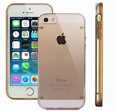 Image result for Gold iPhone 5S Case Cover