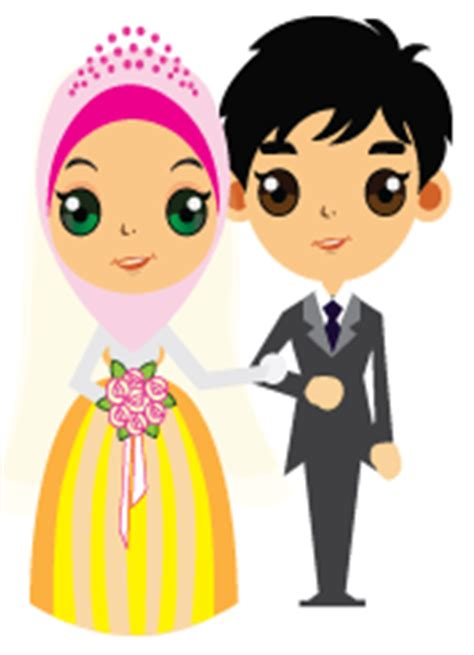Animasi Wedding Png by Kartun Wedding Auto Design Tech